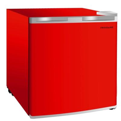 Petit réfrigérateur 1.6-pied cube EFR115 rouge de Frigidaire