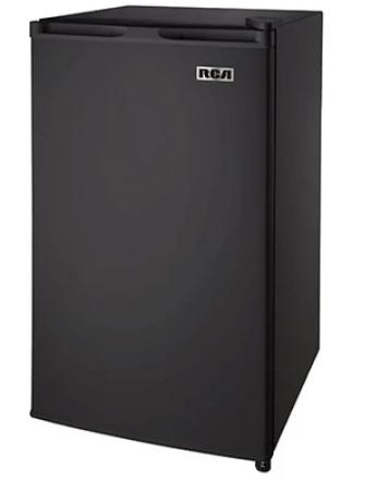 Mini réfrigérateur compact de 3,2 pi3 - Noir RFR320 de RCA