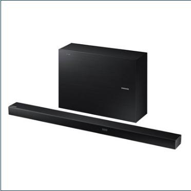 Barre de son de 340 W à 3.1 canaux de série K650HW-K650/ZC de Samsung