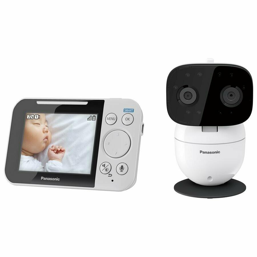Moniteur bébé avec technologie DECT KXHN3051 de Panasonic