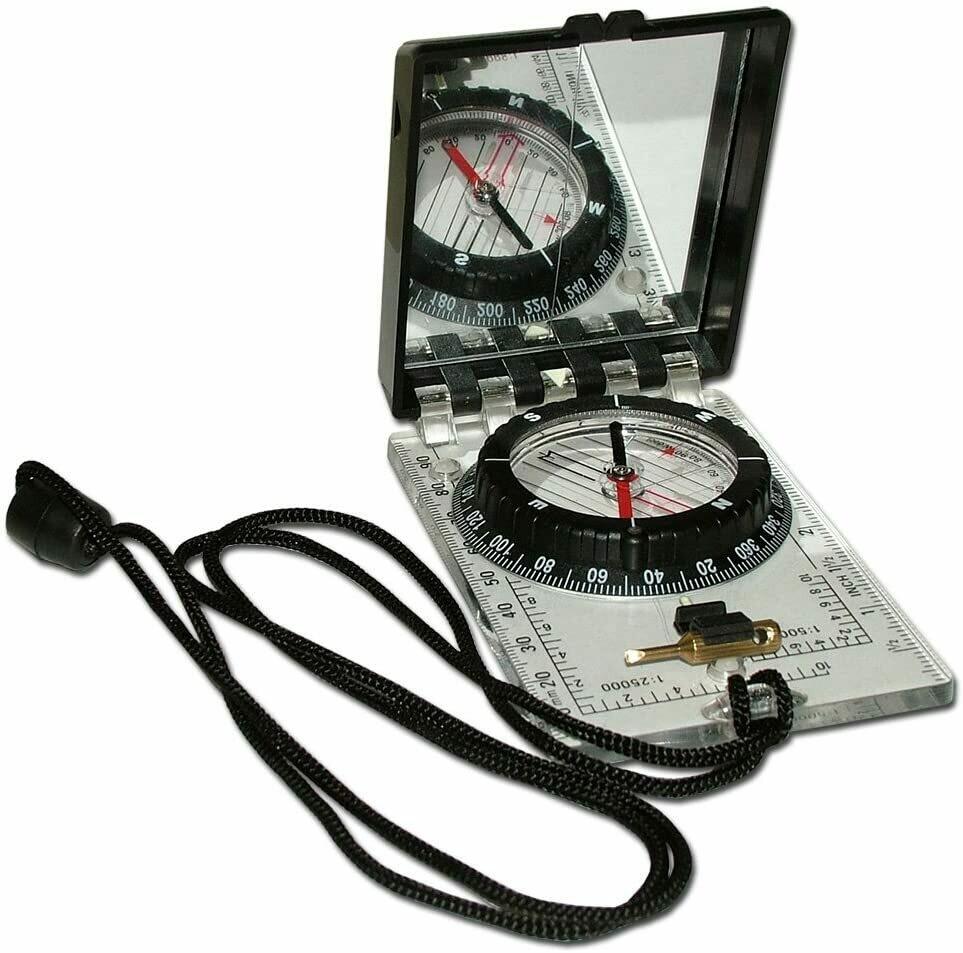 Boussole ADV8002 avec clinomètre intégré de Advantage