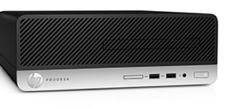 ProDesk 400 G6 SFF Core i5-9500 3.0Ghz 16G 512G SSD GB NIC W10 pro de HP