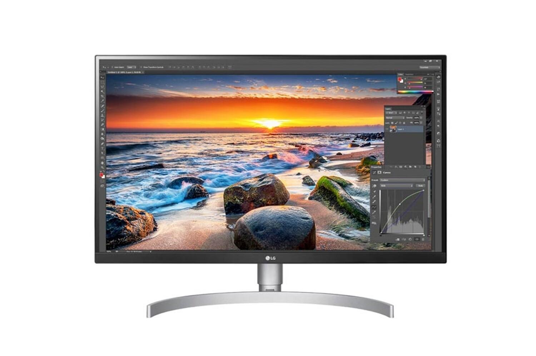 Écran UHD 4K IPS 27UL850-W de LG