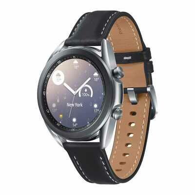 Galaxy Watch3 Bluetooth (41mm) Mystic Silver de Samsung