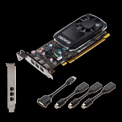 Carte vidéo Nvidia Quadro P400 V2 de PNY