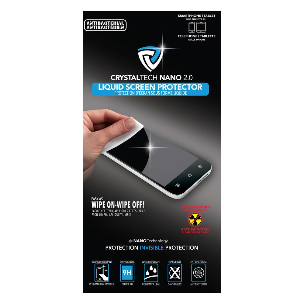 Protection d'écran Liquide Crystaltech Nano 2.0 de Crystaltech