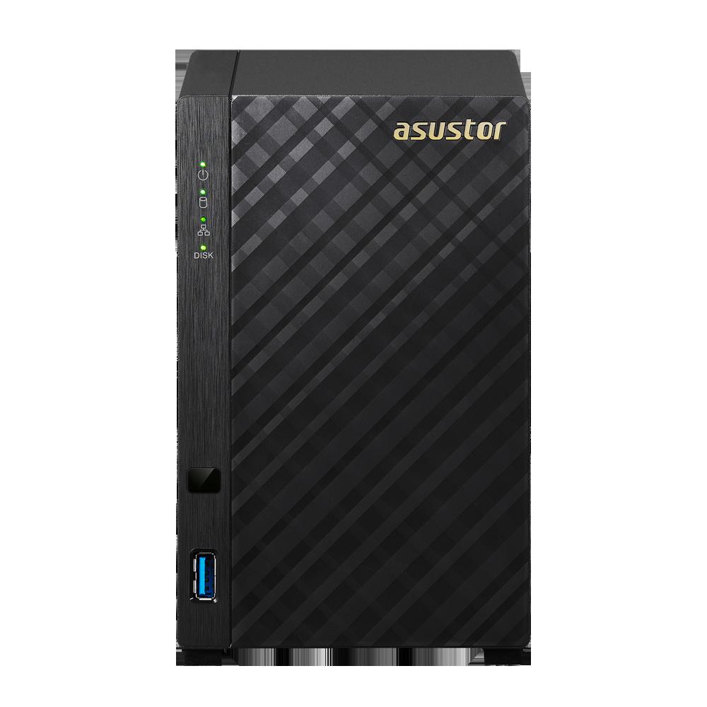 NAS 2 baies AS3102T V2 de Asustor