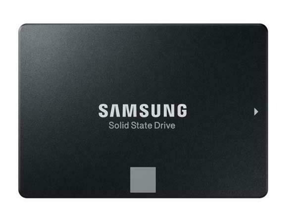 Disque solide 860 EVO 2.5 SATA III 2T MZ-76E2T0B/AM de Samsung