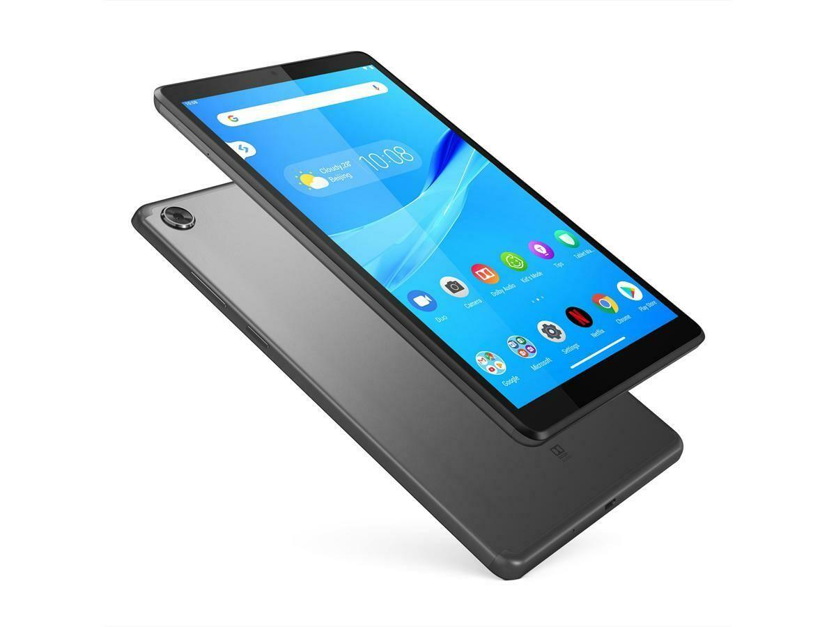 Tablette Tab M8 8po 2G/MediaTek Helio A22/32G/Android 9 pie ZA5G0060US de Lenovo