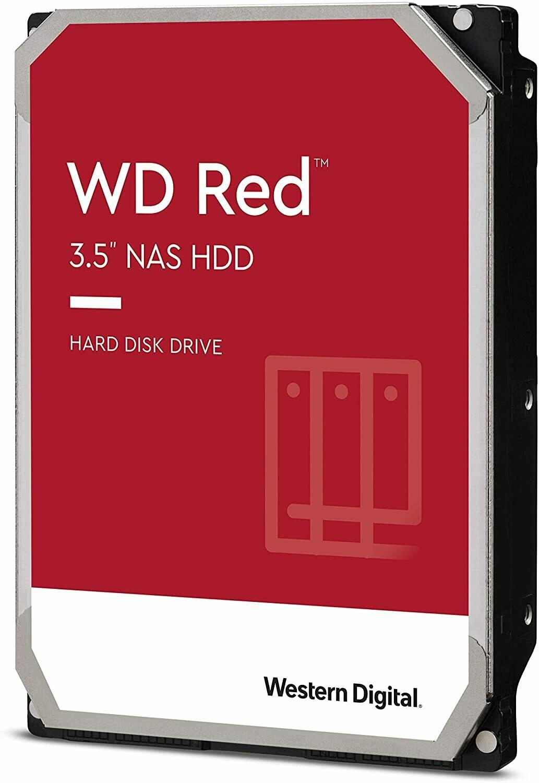 Disque dur 4T RED WD40EFAX GARANTIE 3ANS de WD