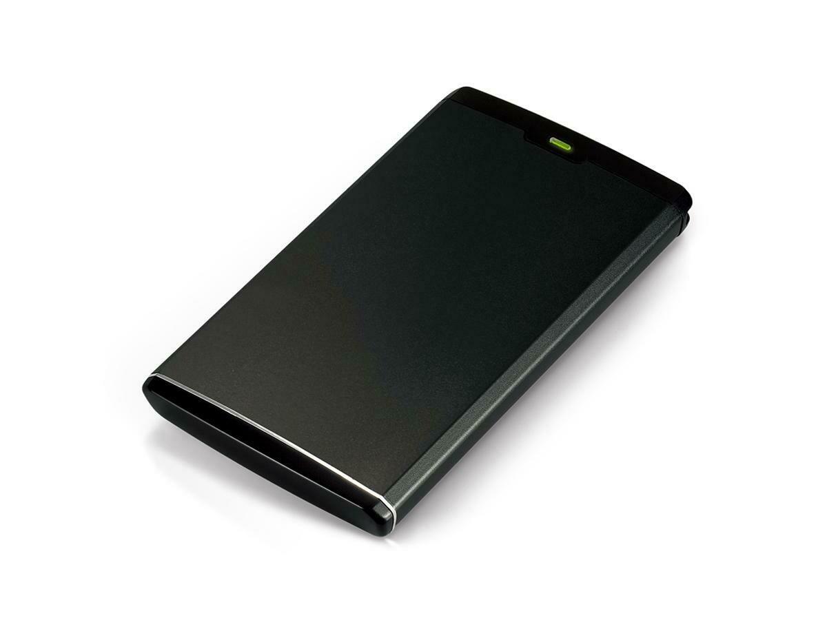 Boîtier de disque HDR-SU3 7mm de Mediasonic