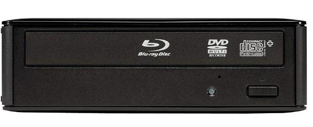 Graveur de Blu-ray externe BRXL-16U3 de station multimédia de Buffalo