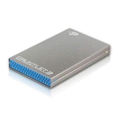 """Boitier USB 3.0 Externe Haut Débit Patriot Gauntlet 3 pour disque dur ou SSD SATA III de 2.5"""" PCGT325S de Patriot"""