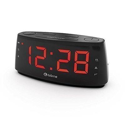 Radio-réveil AM/FM CR1830D de Borne