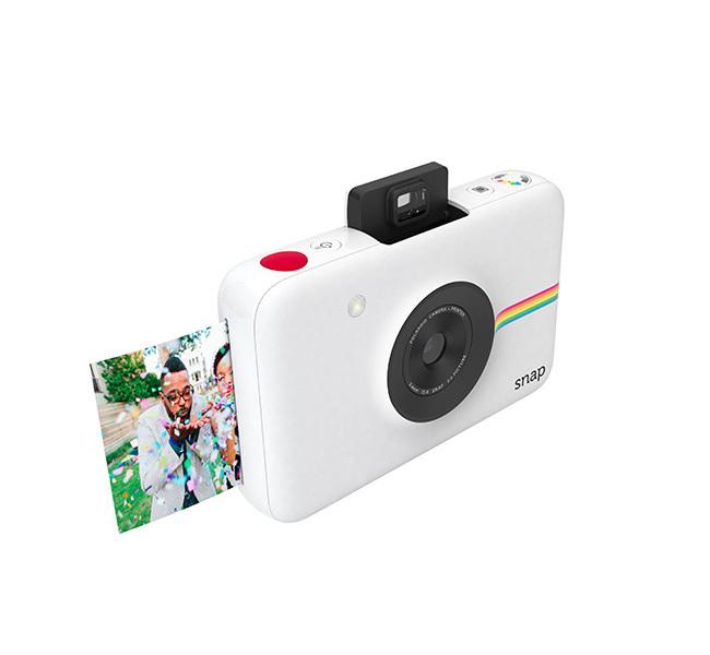 Appareil photo numérique instantané Snap blanc POLSP01W de Polaroid