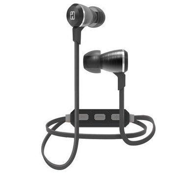 Écouteurs sans fil B29 Bluetooth®  métal gris de iHome