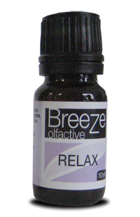 Huile thérapeutique BREEZES OLFACTIVES Relax