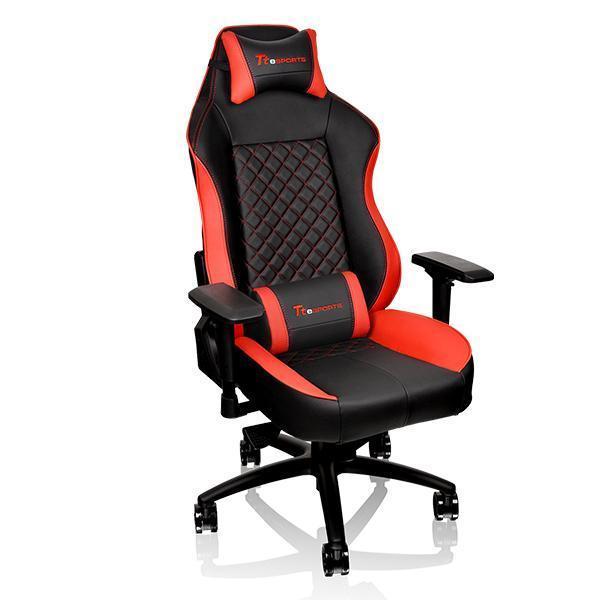 Chaise Gaming GT Comfort C500 Tt-esports noir et rouge de Thermaltake
