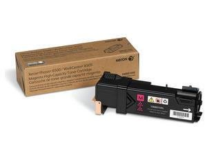 Cartouche d'encre pour imprimante laser 6505 magenta 2500 pages de XEROX