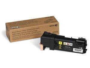 Cartouche d'encre pour imprimante laser 6505 Jaune 1000 pages de XEROX