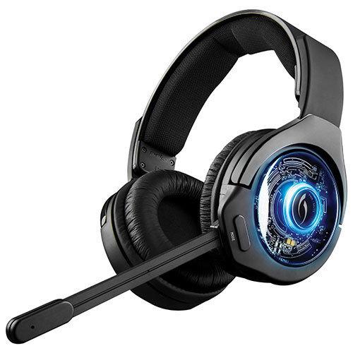 Casque d'écoute sans fil à suppression de bruit AG9 pour PS4 de Afterglow