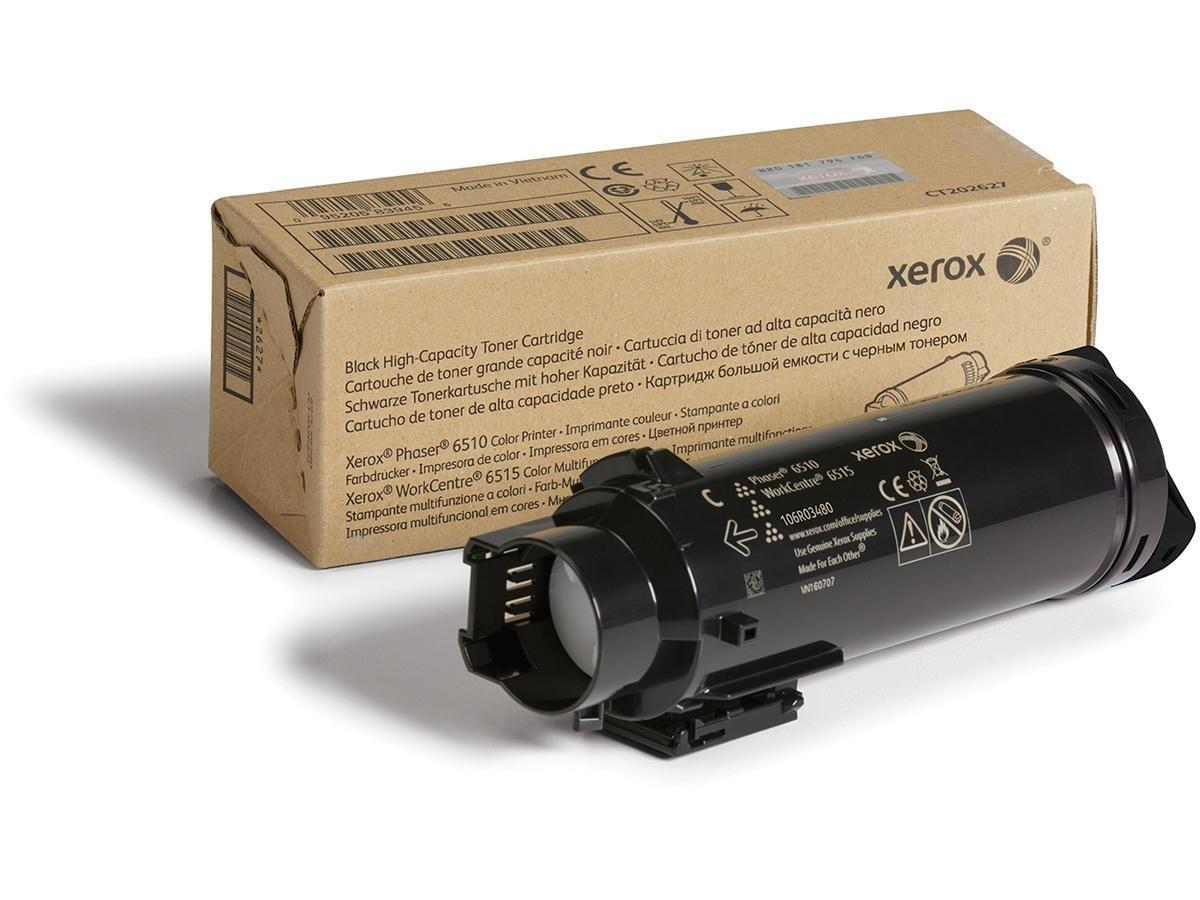 Cartouche de toner noir haute capacité 106R03480  de Xerox