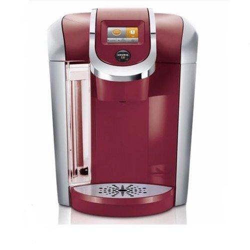 La cafetière K425 série plus de Keurig® rouge