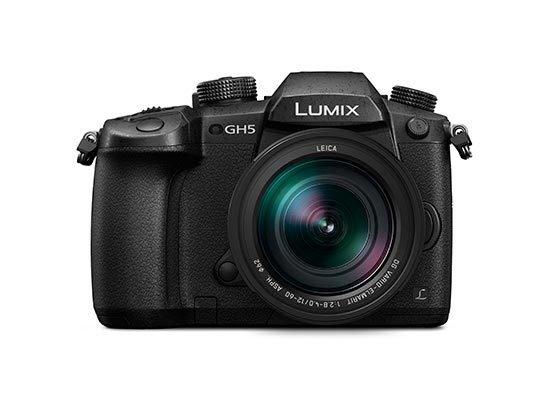 Appareil photo numérique DC-GH5LK de Lumix