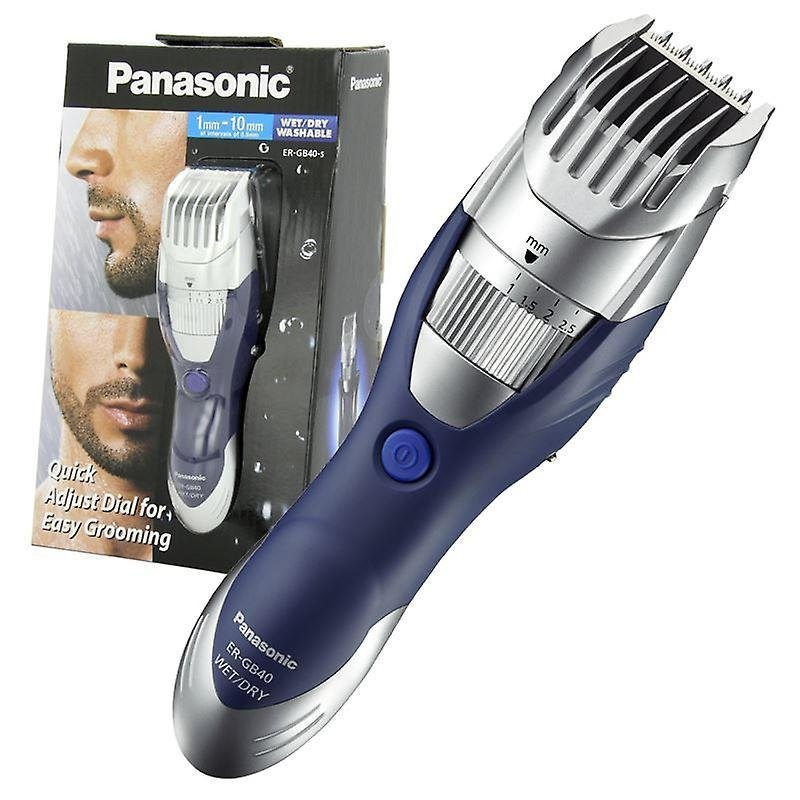Tondeuse à barbe Milano sans fil ER-GB40S de Panasonic