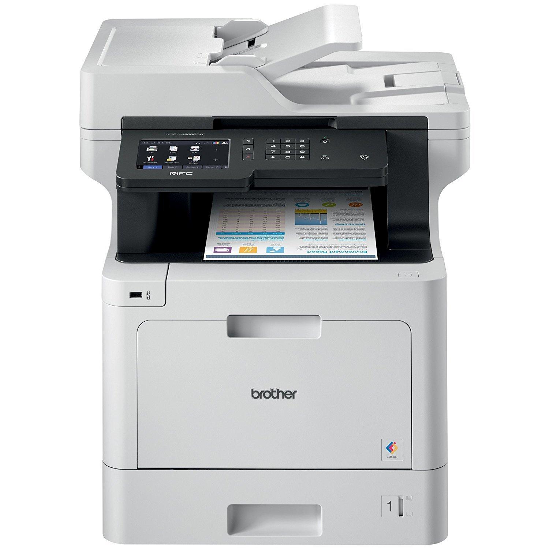 Imprimante 5 en 1 laser couleur MFCL8900CDW de Brother