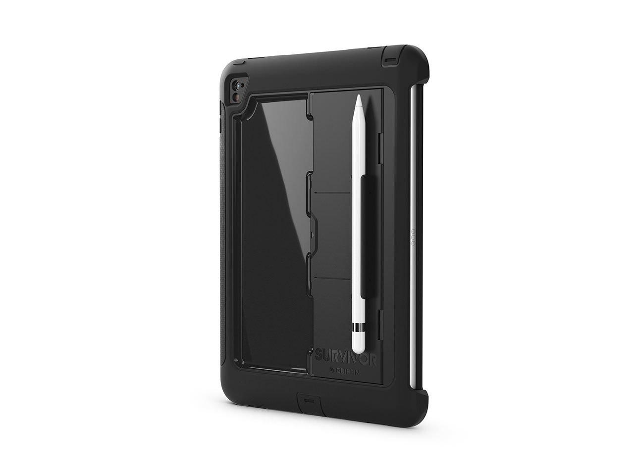 Étui Survivor Slim GB41875  iPad Pro 9.7 Noir de Griffin