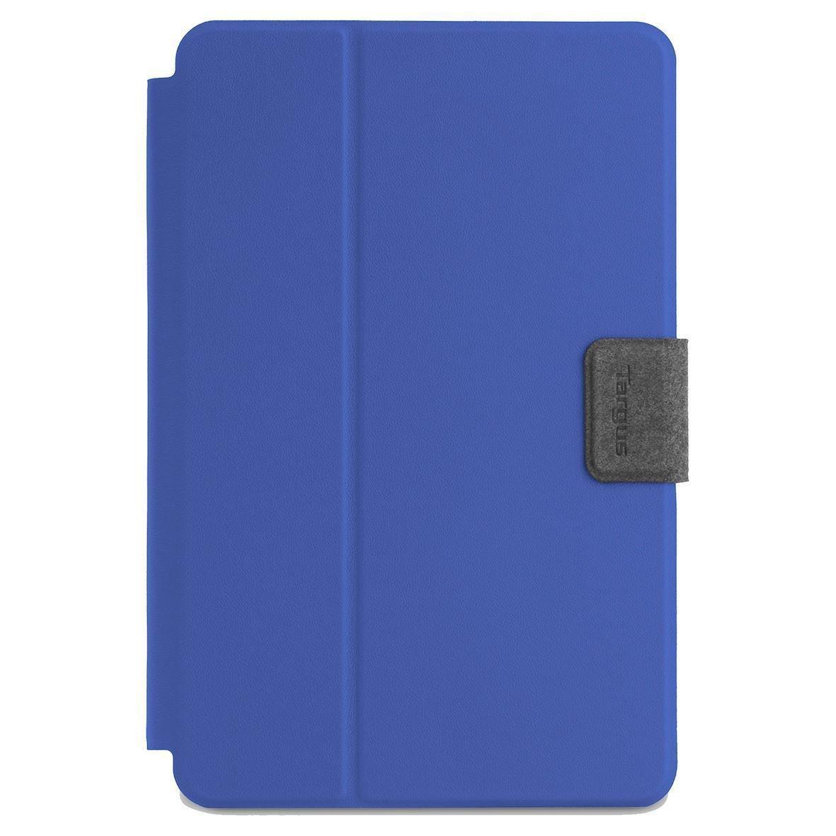 """Étui pour tablette rotative Safe Fit 9 """"-10.1"""" THZ64502CA  Bleu de Targus"""