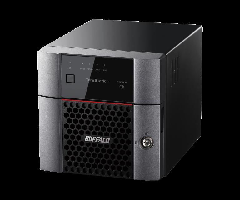 TeraStation™ 3210DN 4T de Buffalo