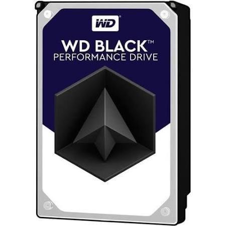 Disque dur Black 4T/3,5/SATA/7200rpm/256 M WD4005FZBX de WD