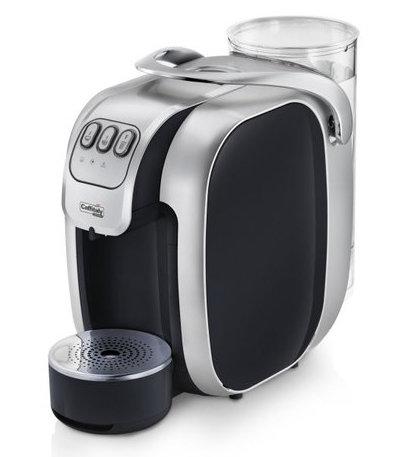 Machine à café capsule S07 Noire de Caffitaly