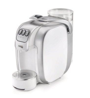 Machine à café capsule S07 Blanche de Caffitaly