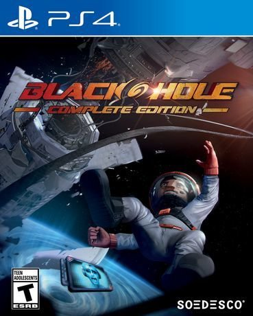 Jeux PS4 BLACKHOLE édition Complète de Soedesco