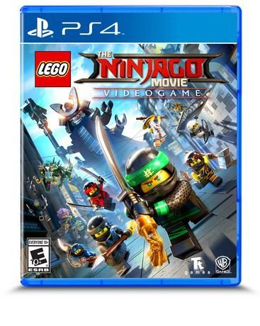 Jeux PS4 LEGO NINJAGO MOVIE: VIDEO GAME