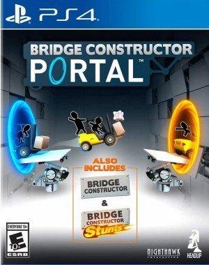 Jeux PS4 BRIDGE CONSTRUCTOR PORTAL