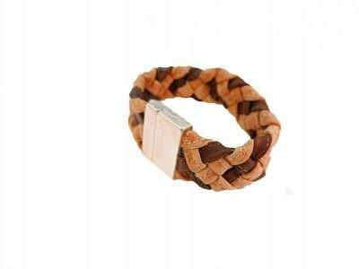 5 Braid Cork Bracelet