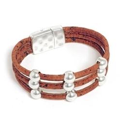 Triple Bead Bracelet