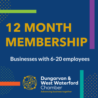 Chamber 12 Month Membership (6-20 Employees)