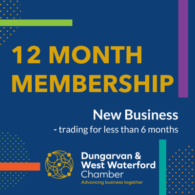 Chamber 12 Month Membership (New Business)