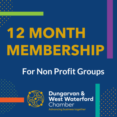 Chamber 12 Month Membership (Non Profit)