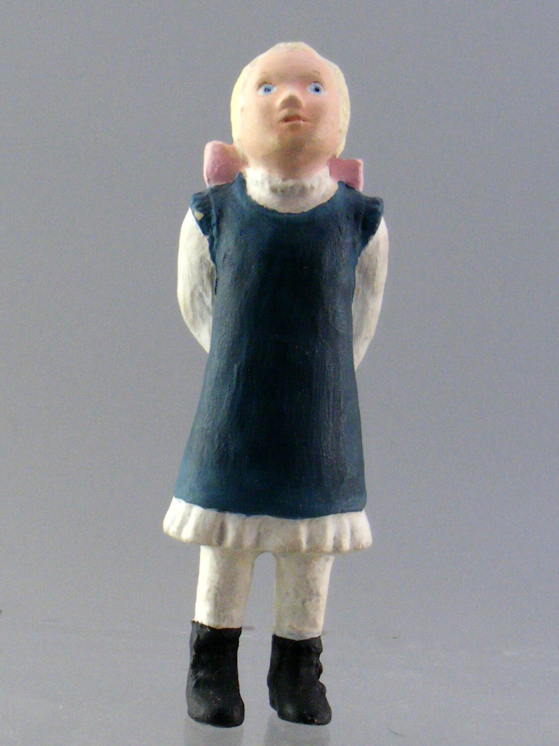 Cecil Boyd Little Girl Figure