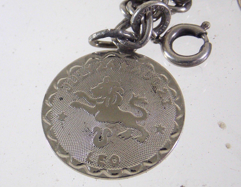 Leo Zodiac Charm