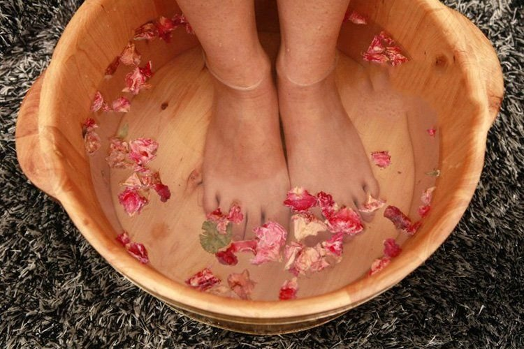 Tibetan Herbal Foot Soaks - Pack of 10