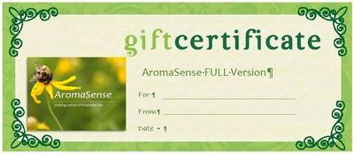 AromaSense FULL Version GIFT