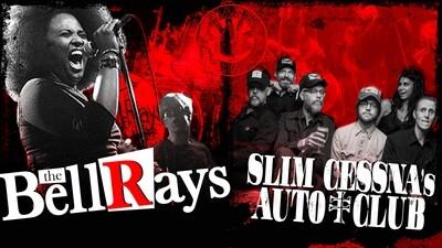 THE BELLRAYS + SLIM CESSNA'S AUTO CLUB - May 11, 2021 - Pyramid