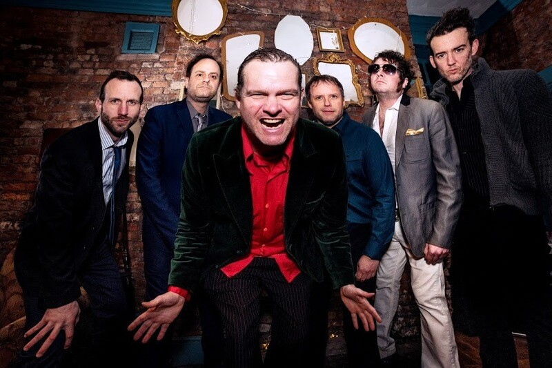 ELECTRIC SIX - JULY 6, 2021 - PYRAMID